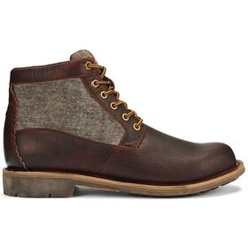 OluKai M's Hualalai Mid Shoes Carob/Carob